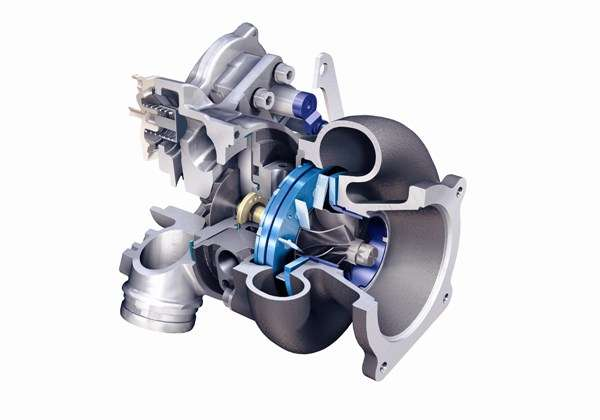 Futuro turbo e flexível