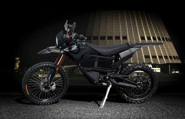 Forças Armadas dos EUA usarão motos elétricas