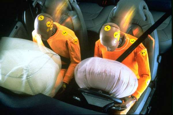 Serviço: uso do air bag exige atenção