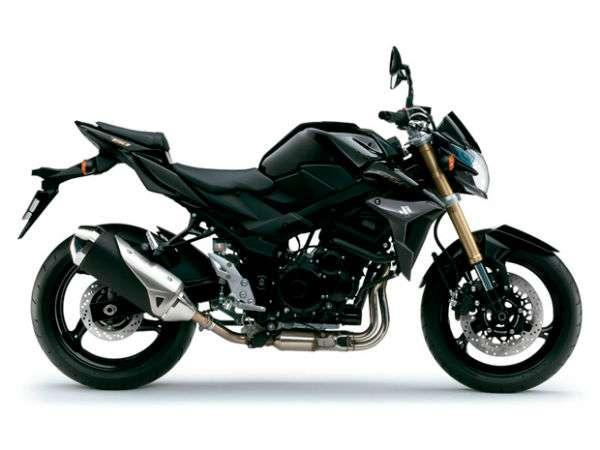 Motos Suzuki têm parcelamento com juro zero